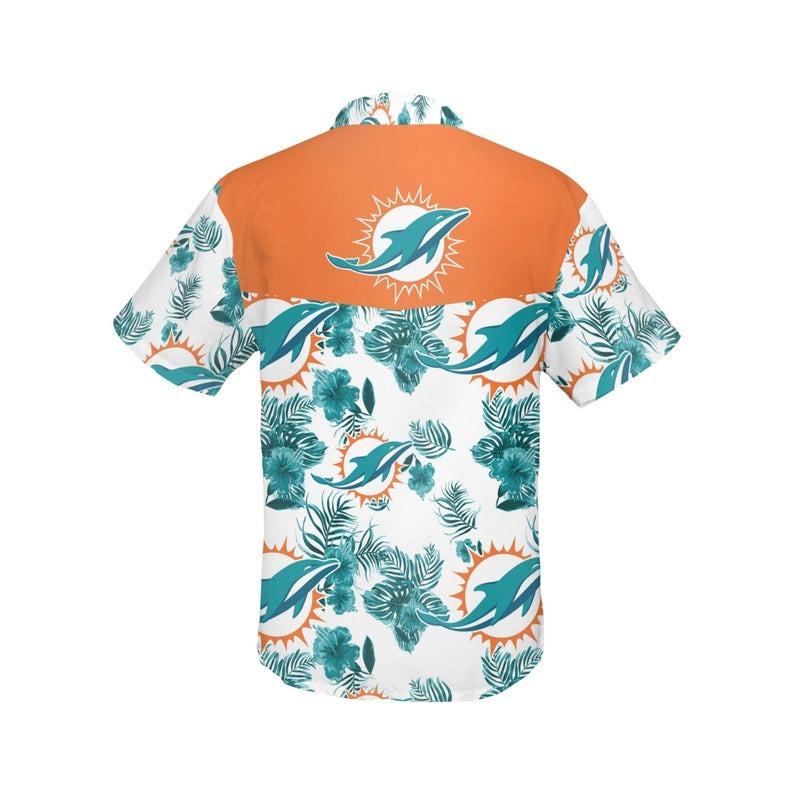 Miami Dolphins NFL Hawaiian Shirt 2