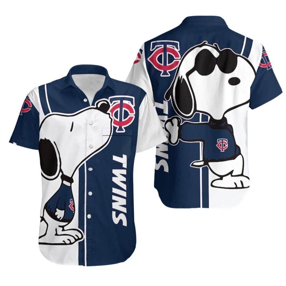 Minnesota Twins MLB Hawaiian Shirt