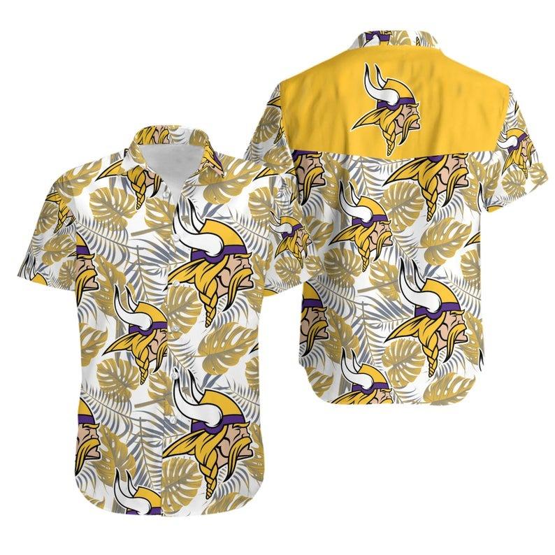 Minnesota Vikings NFL Hawaiian Shirt