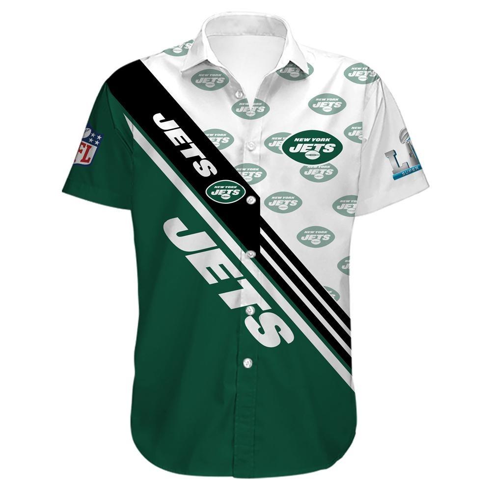 New York Jets NFL Hawaiian Shirt 1