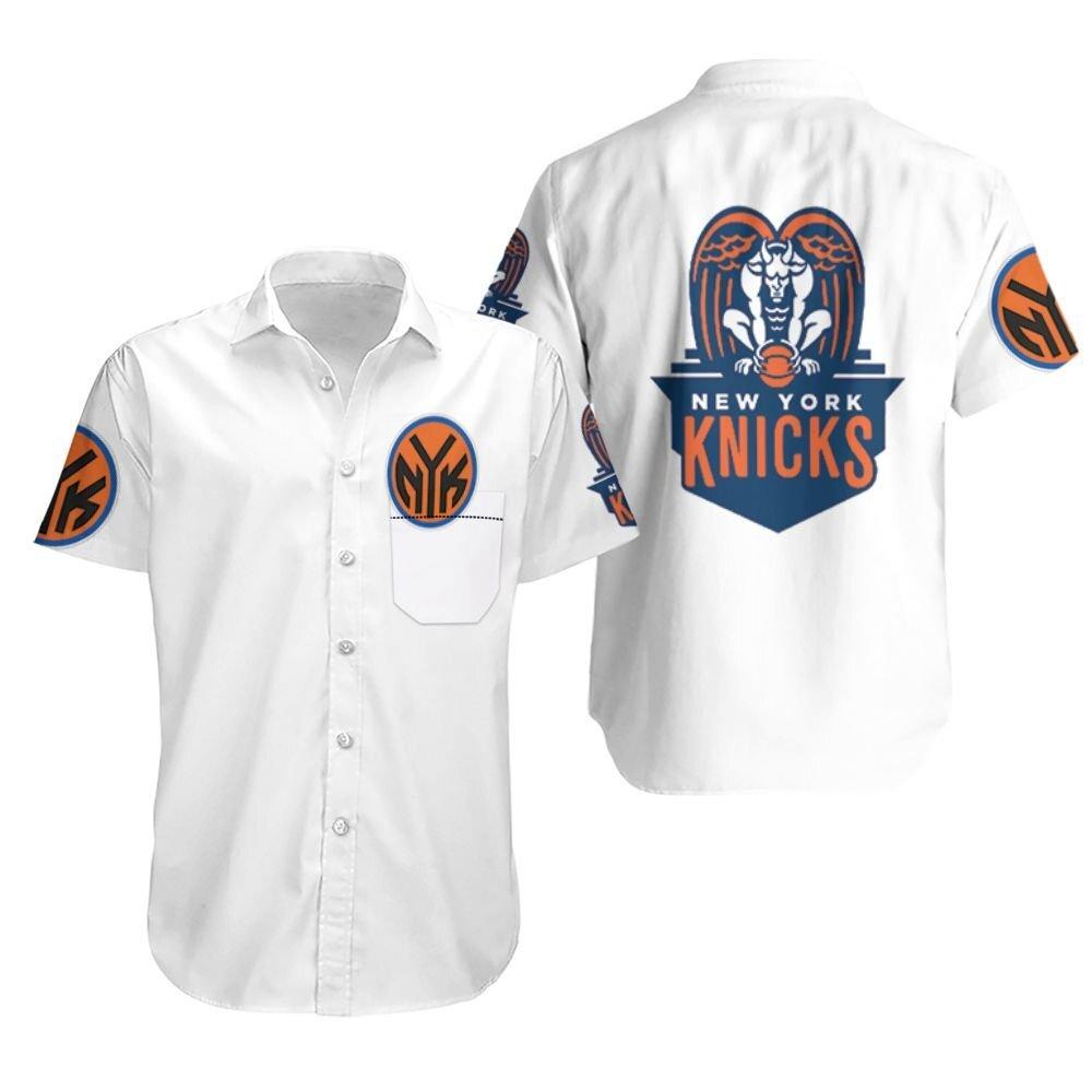 New York Knicks NBA Hawaiian Shirt