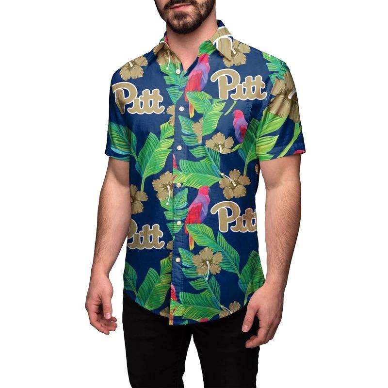 Pittsburgh Panthers NCAA Hawaiian Shirt 1