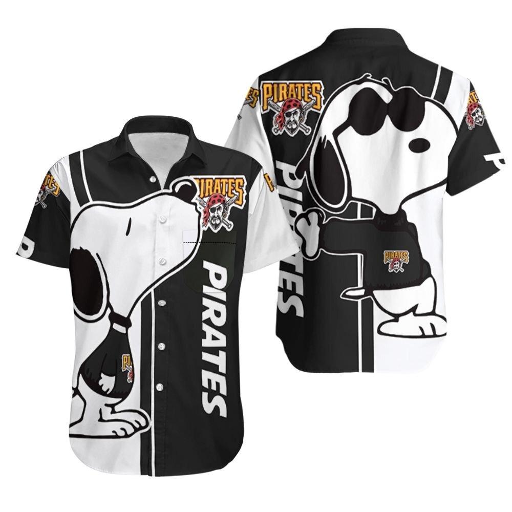 Pittsburgh Pirates MLB Hawaiian Shirt