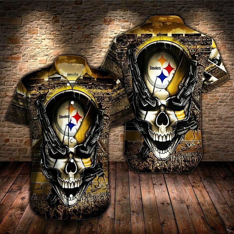 Pittsburgh Steelers NFL Hawaiian Shirt