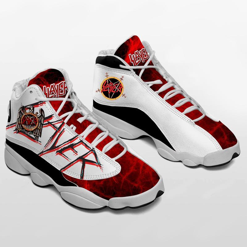 Slayer Form AIR Jordan 13 Sneakers