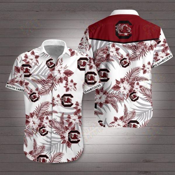 South Carolina Gamecocks NCAA Hawaiian Shirt