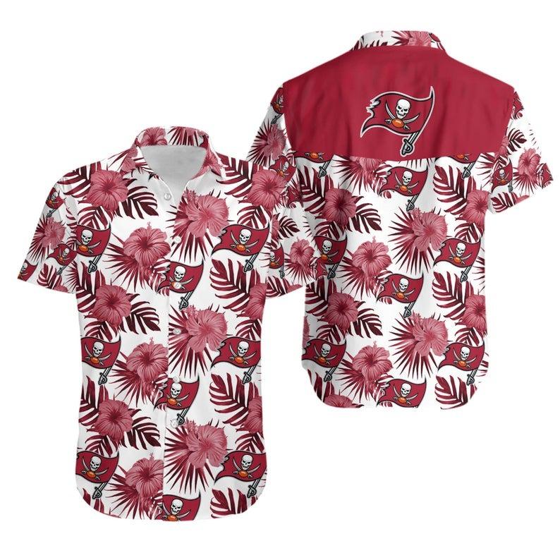 Tampa Bay Buccaneers NFL Hawaiian Shirt