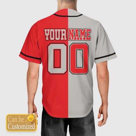 Tau Kappa Epsilon Personalized Baseball Jersey2 1