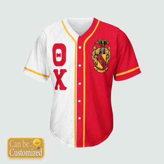 Theta Chi Personalized Baseball Jersey3 1