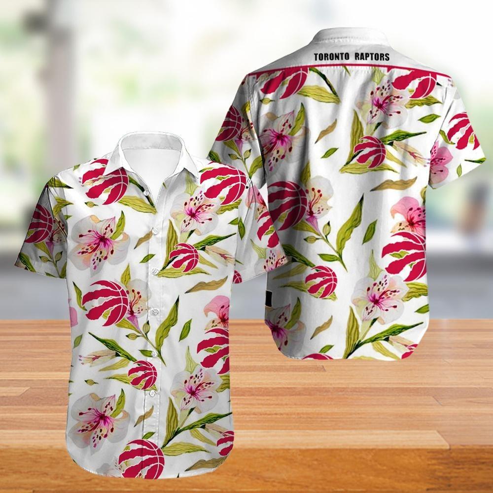 Toronto Raptors NBA Hawaiian Shirt