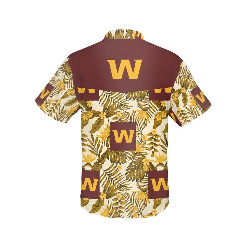 Washington Football Team NFL Hawaiian Shirt 2