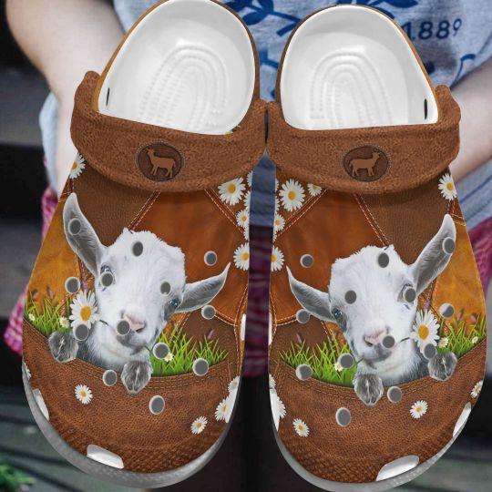 15 Goat Crocs Crocband Clog 1