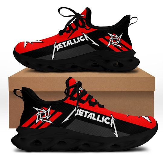 19 Metallica max soul clunky sneaker shoes 1