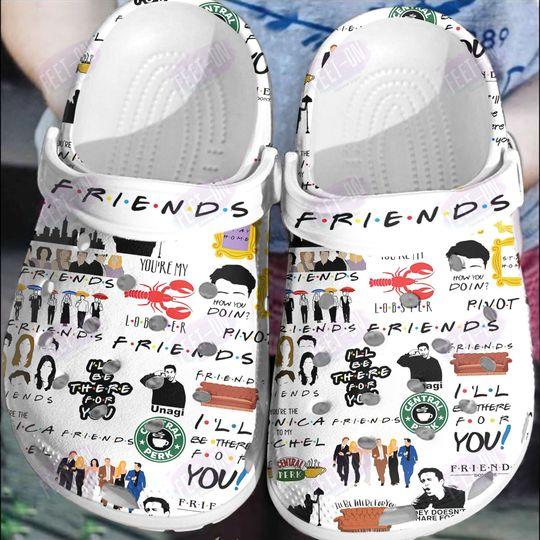 23 Friends TV shows Crocs Clog Crocband 1
