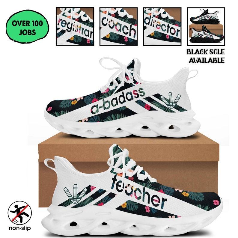 A badass teacher max soul clunky sneaker