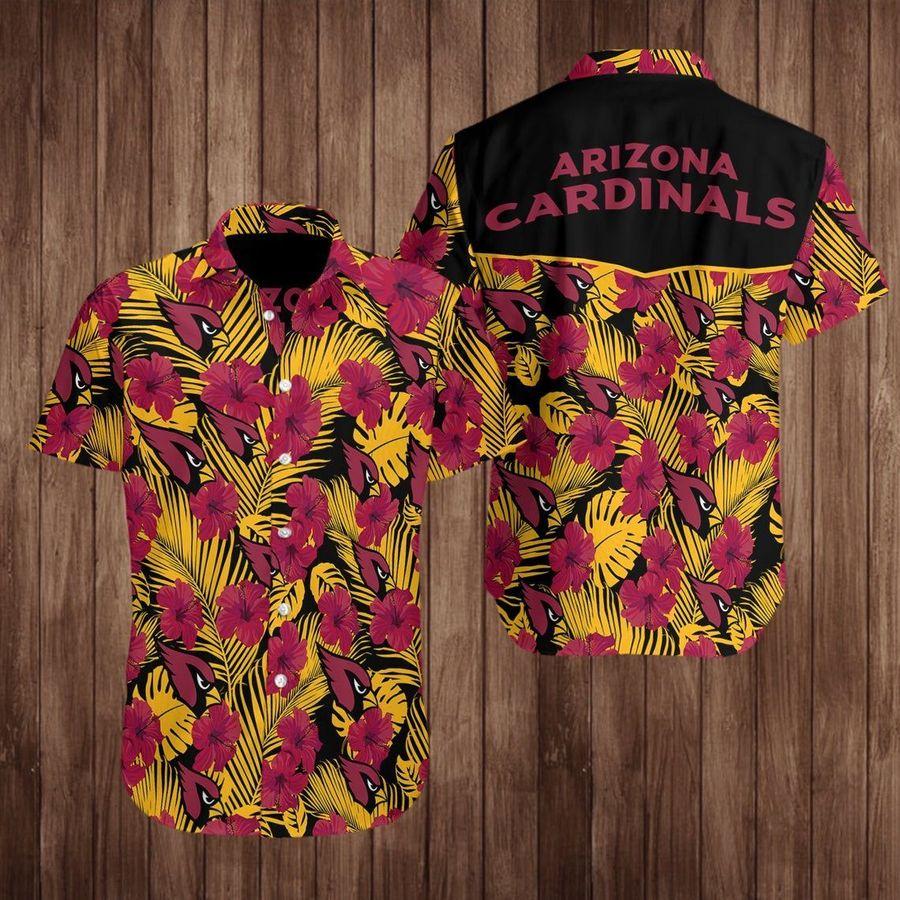 Arizona cardinals nfl football hawaiian shirt