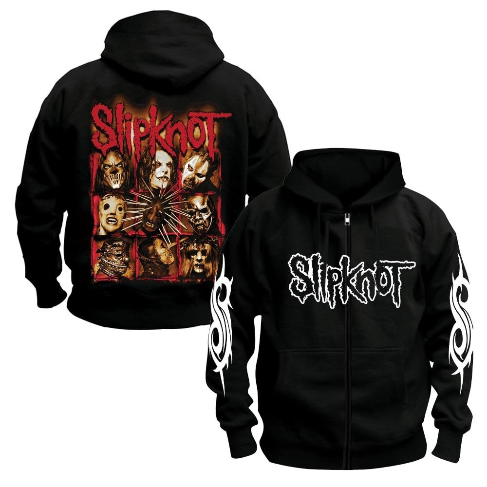 Bloodhoof Slipknot Hard Rock Music Hoodie And Zip Hoodie