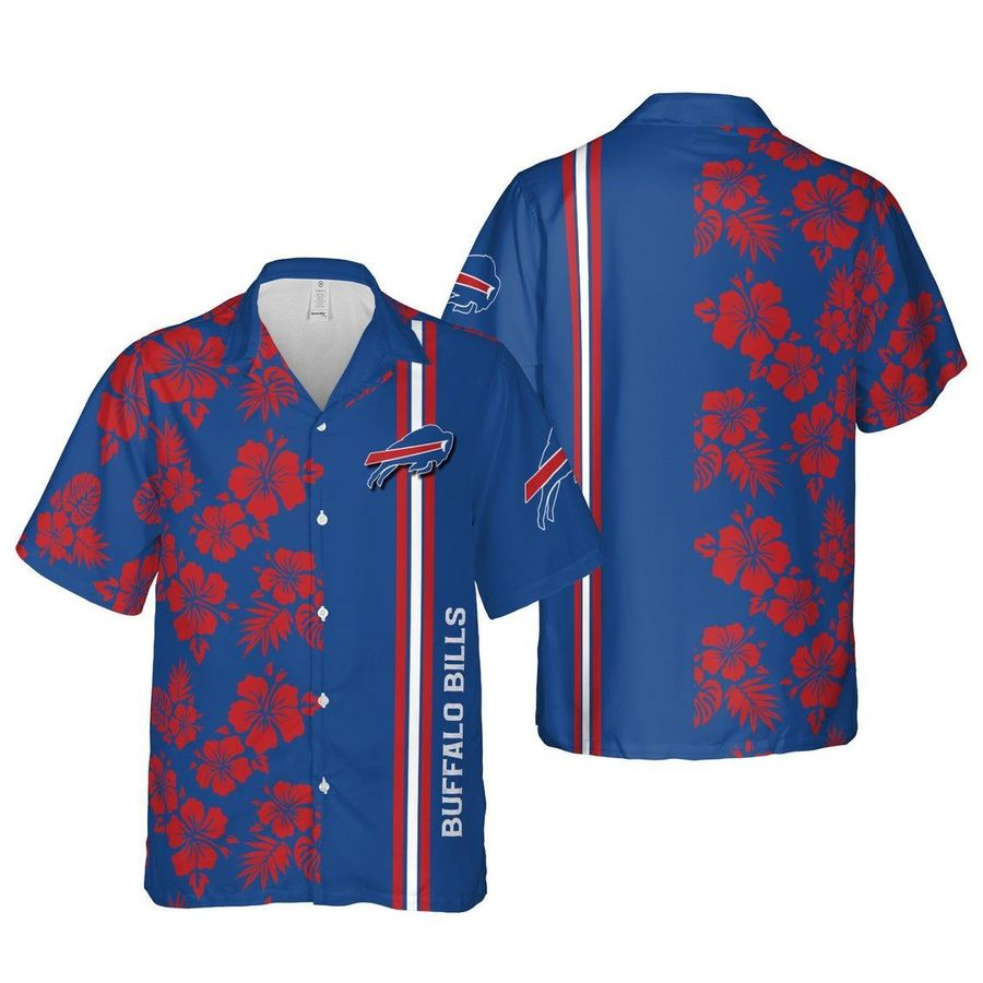 Buffalo bills niagara falls nfl football hawaiian shirt