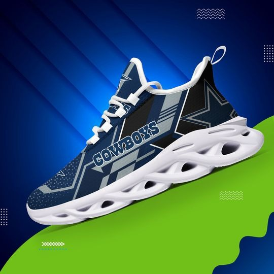 Dallas cowboys test max soul clunky shoes