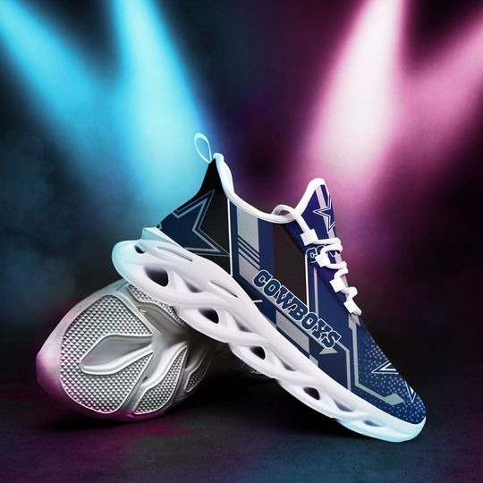 Dallas cowboys test max soul clunky shoes - LIMITED EDITION
