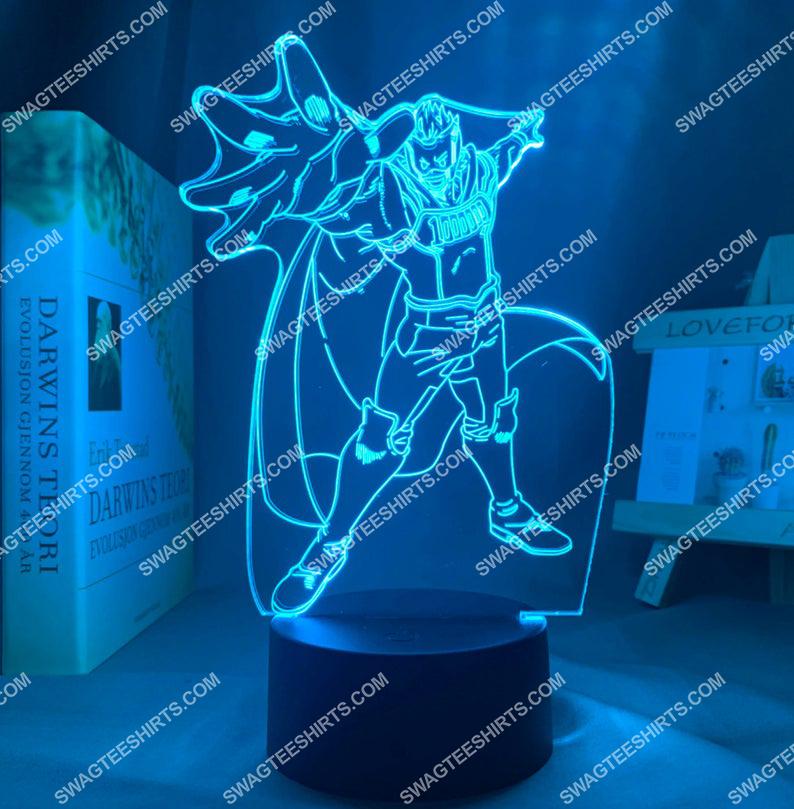 My hero academia mirio togata anime 3d night light led 21