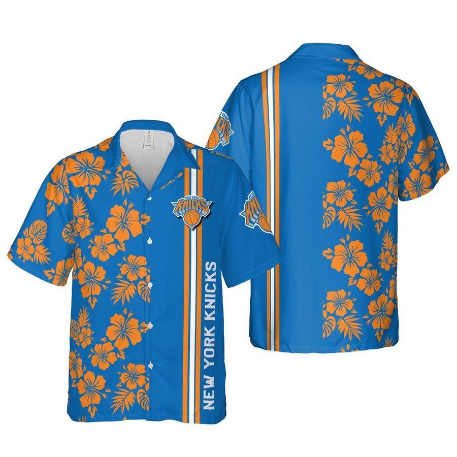 New york knicks nfl football hawaiian shirt