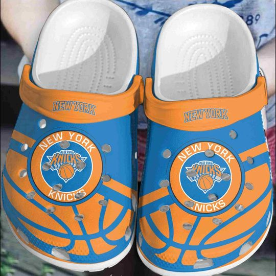Newyork Knicks crocs clog crocband