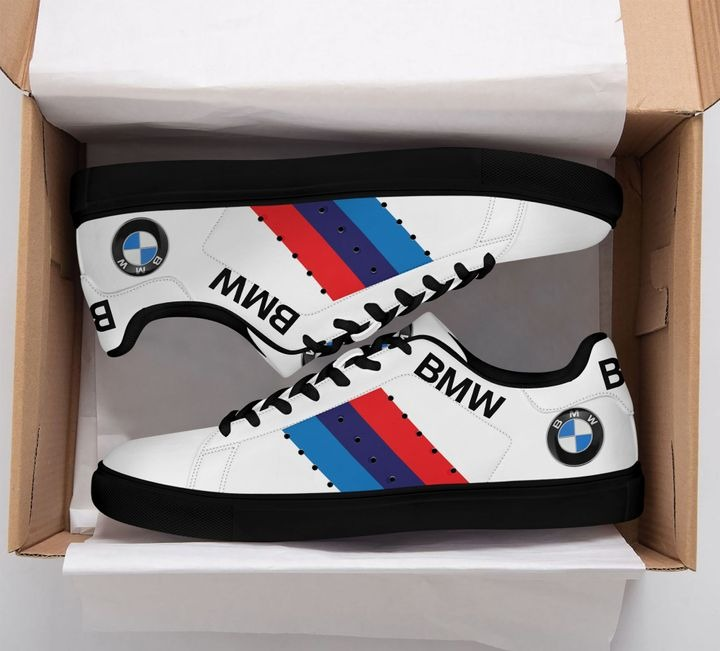 BMW Stan Smith Shoes White Version
