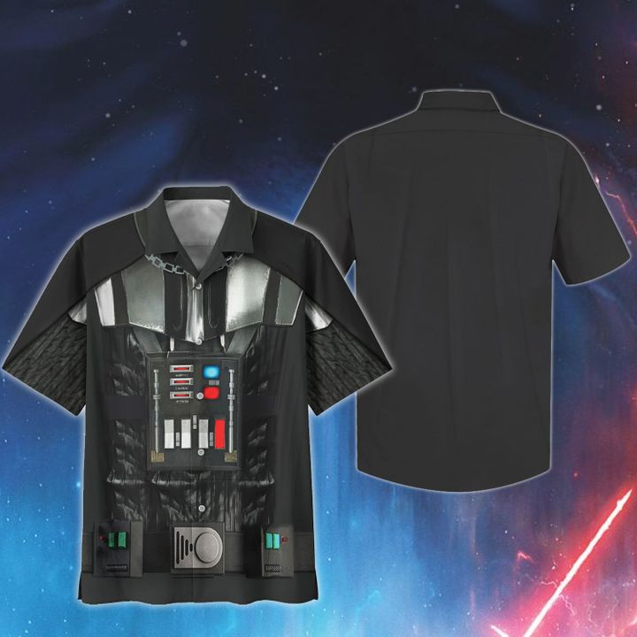 Cosplay star wars darth vader hawaiian shirt