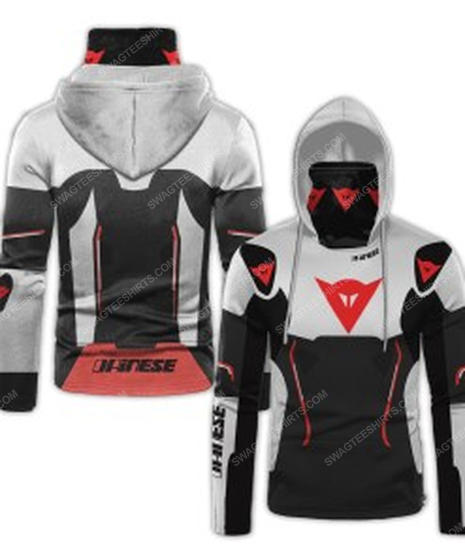 Custom name dainese racing full print mask hoodie 1(1)