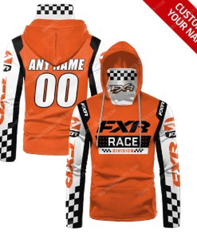 Custom name fxr race division full print mask hoodie 1(1)