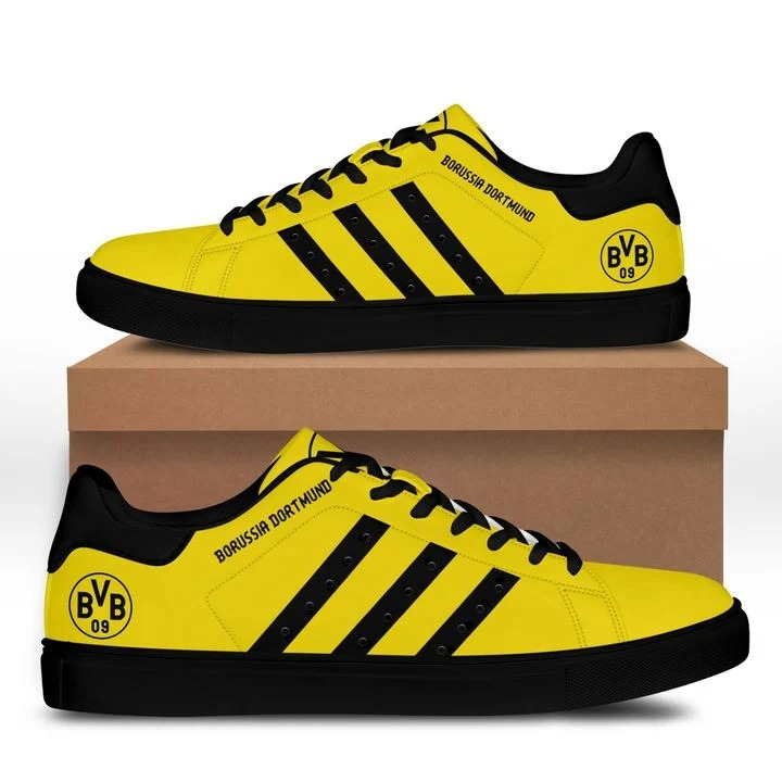 Dormund stan smith low top shoes