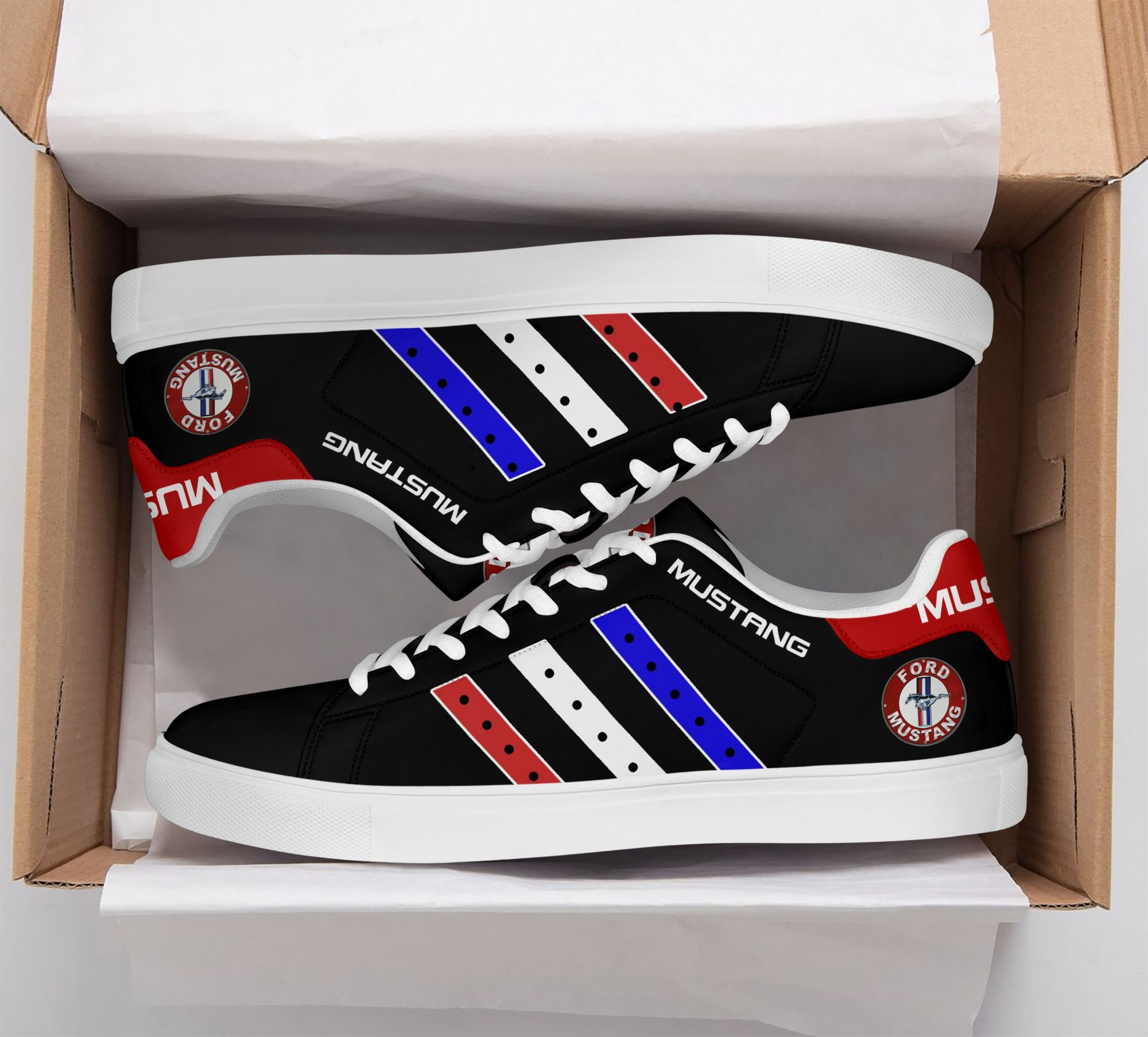 Ford Mustang stan smith shoes