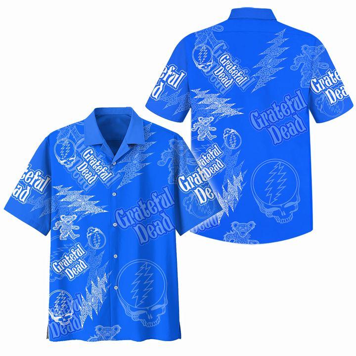 Grateful dead hawaiian shirt