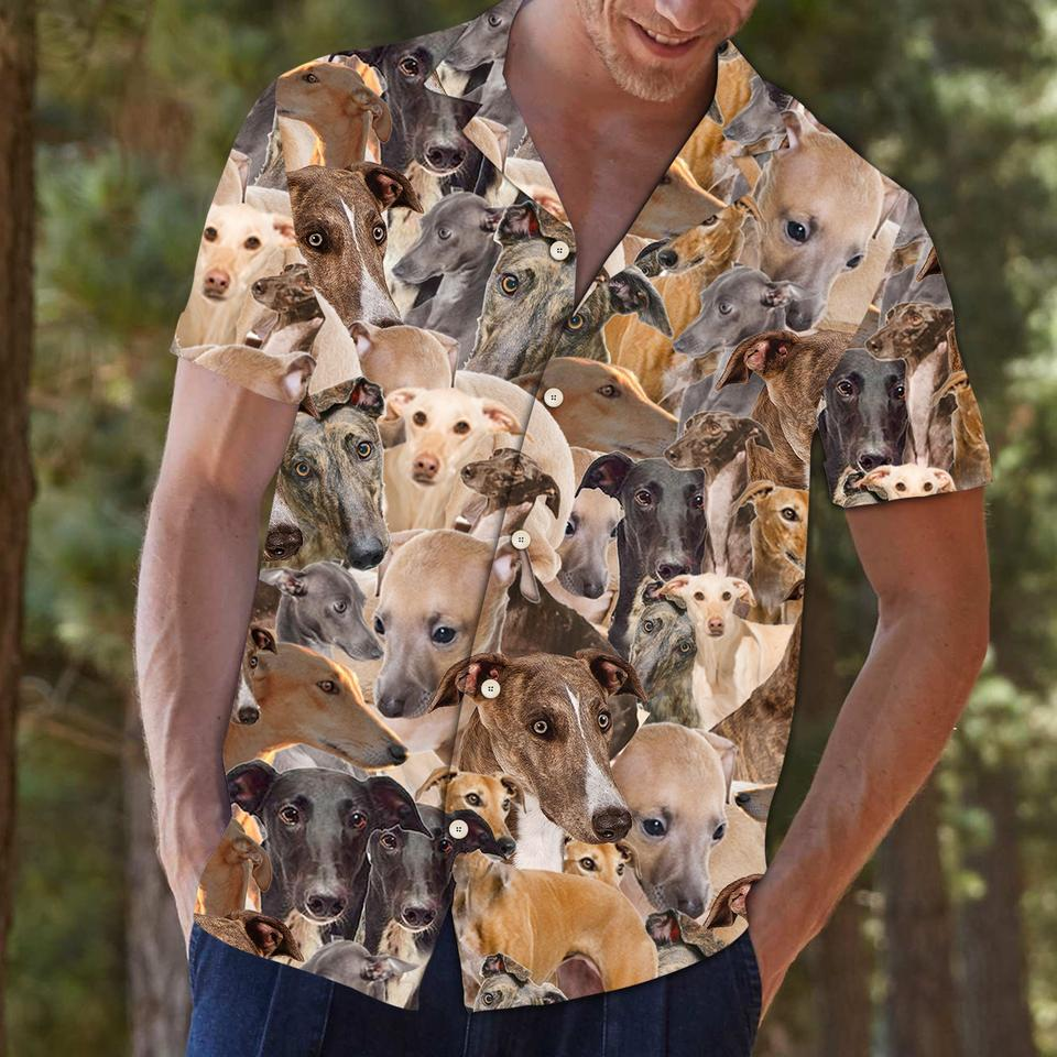 Greyhound awesome hawaiian shirt1