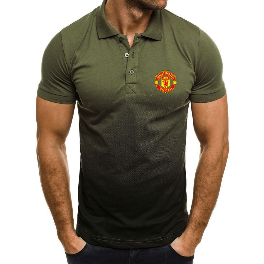 Manchester United gradient polo shirt - Picture 2
