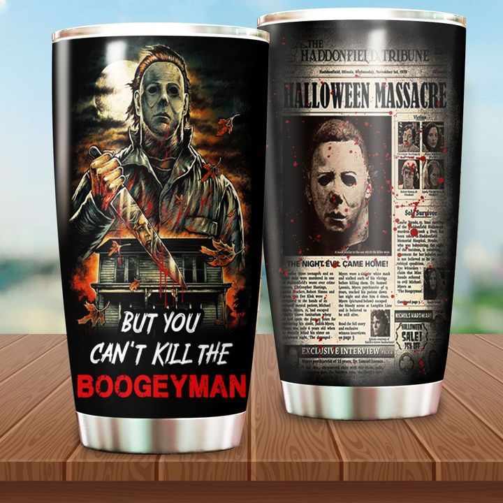 Michael myers but you can't kill the boogeyman tumbler