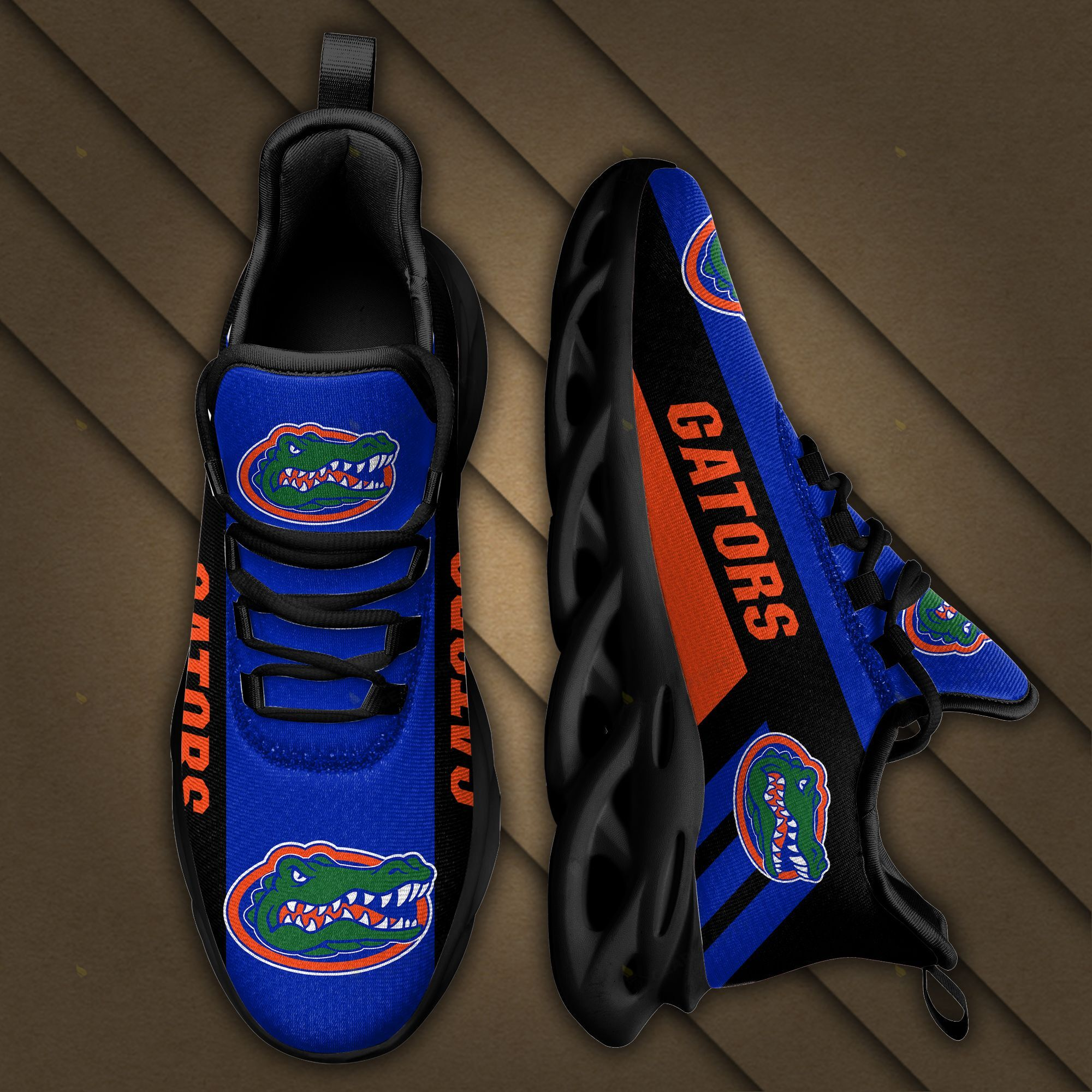 NCAA Florida Gators clunky Max Soul Sneaker - LIMITED EDITION