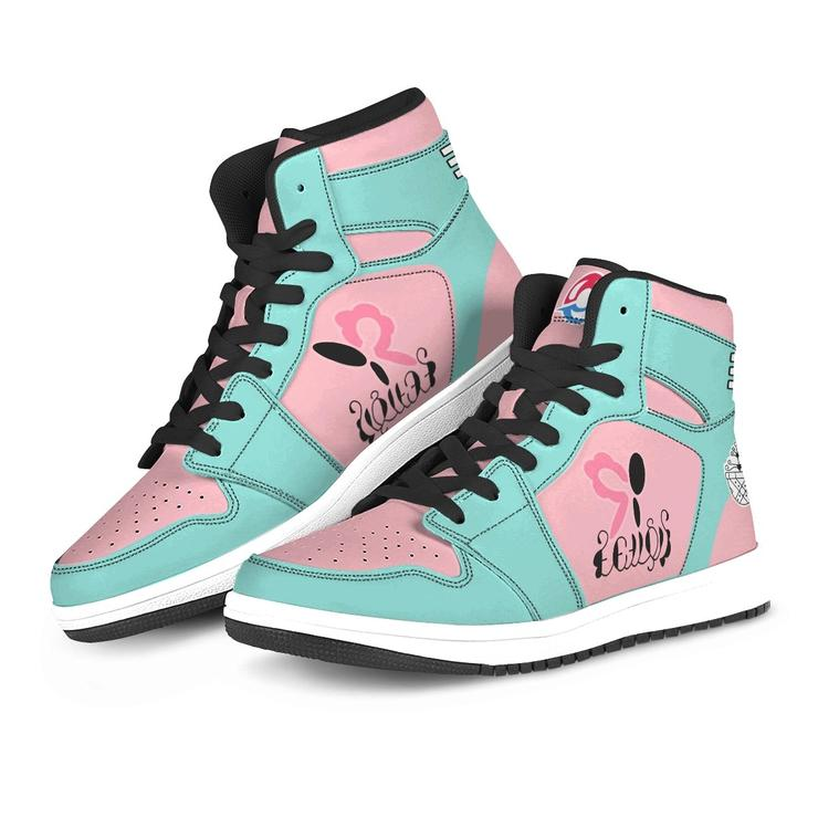 Pokemon Fairy uniform air jordan high top Sneakers2