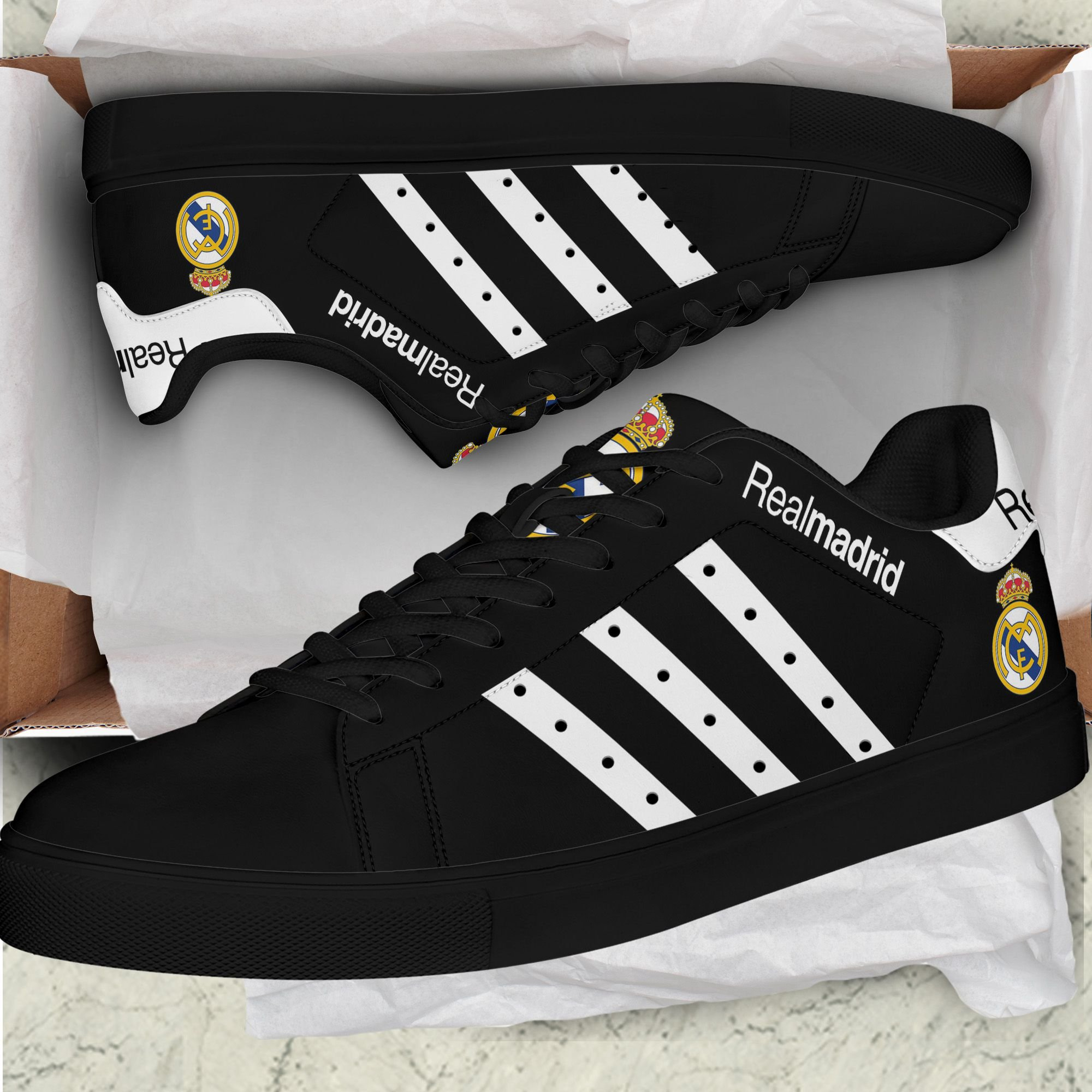 Real Madrid stan smith shoes