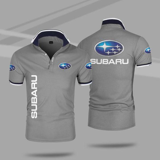 Subaru 3d polo shirt - LIMITED EDITION