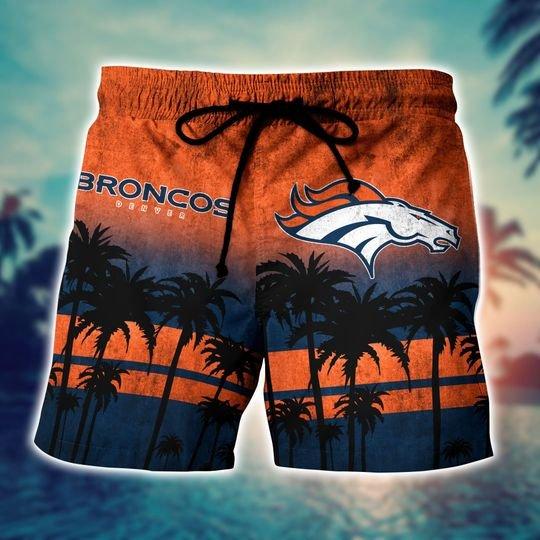 Denver broncos NFL hawaii shirt short - BBS