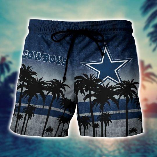 Dallas cowboys NFL hawaii shirt short - BBS