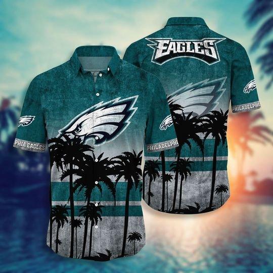Philadelphia eagles NFL hawaii shirt short - BBS