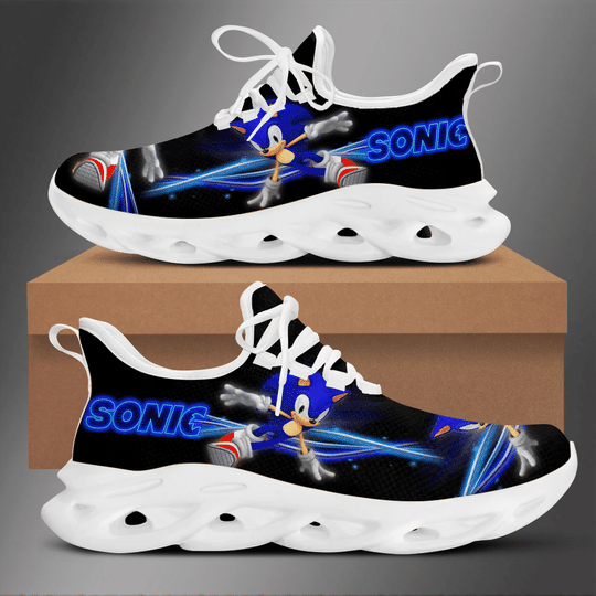 Sonic the hedgehog clunky max soul Shoes - BBS