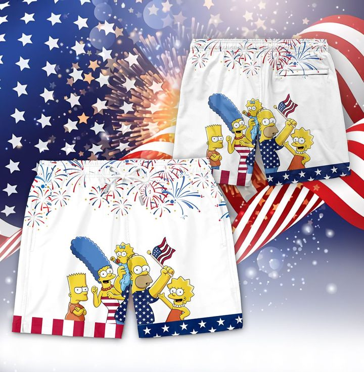 The Simpsons independent day short
