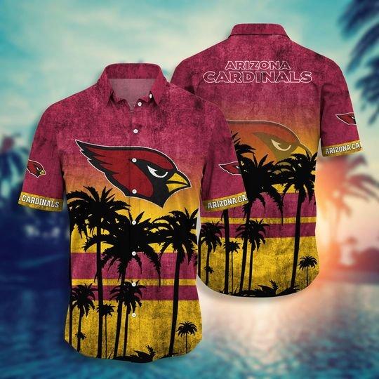 Arizona cardinals NFL hawaii shirt short - BBS