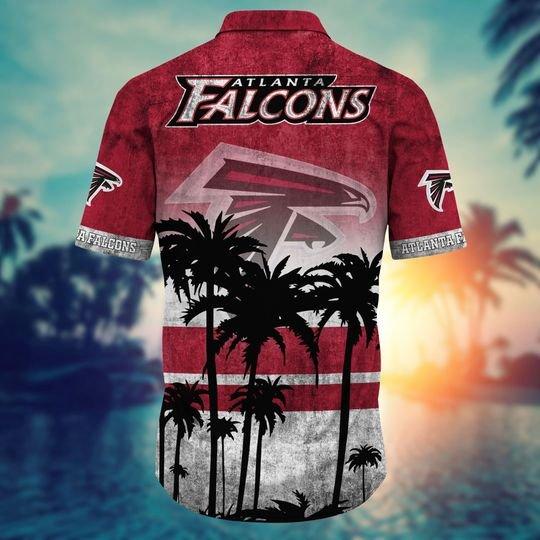 Atlanta falcons NFL hawaii shirt short - BBS