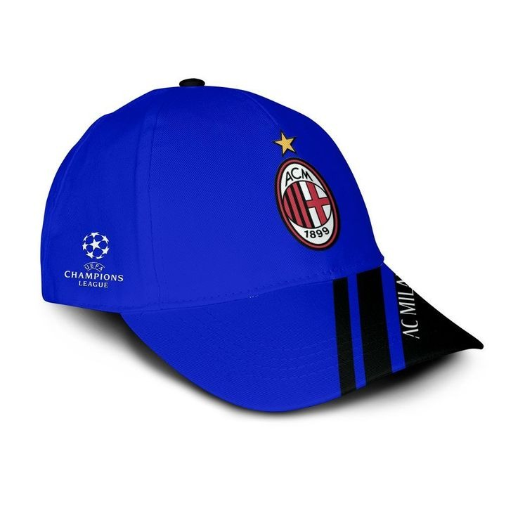 AC Milan Football Club Classic Cap - Hothot 100921