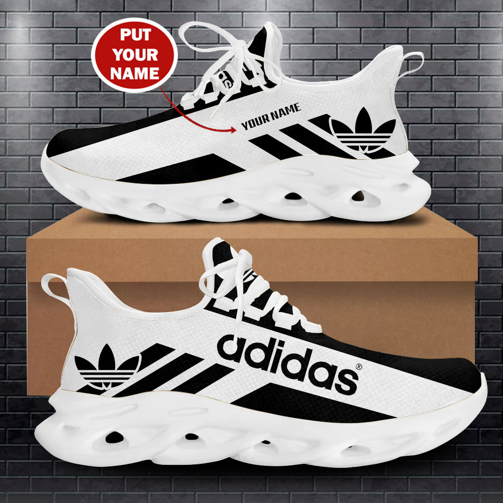Adidas custom name max soul clunky shoes - LIMITED EDITION